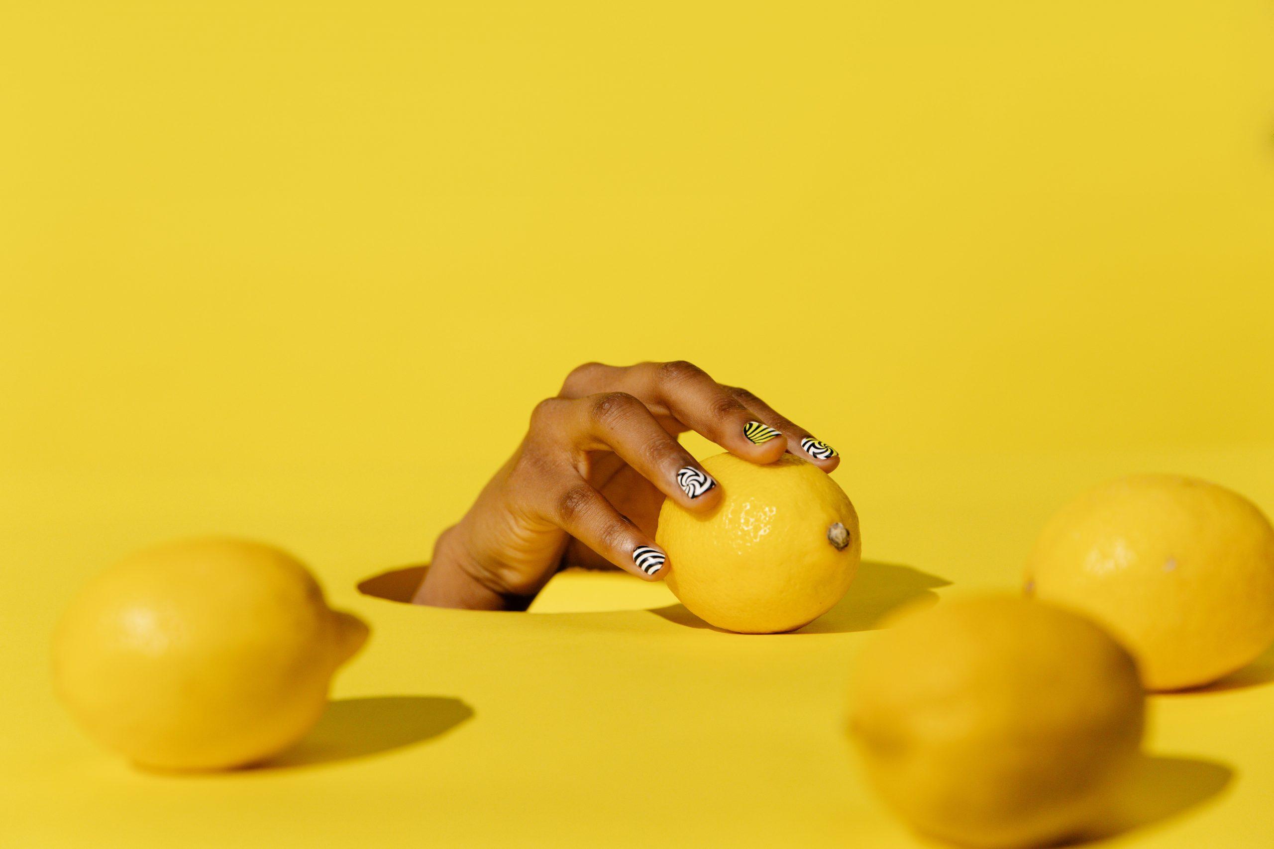 E330 - Kyselina citronová